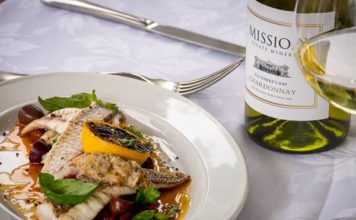 Recipe Sardines with eggplant and tomato ragout