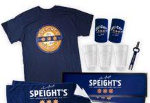 Speight's branded merchandise